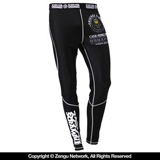 Scramble Scramble Spats - Grappling Tights